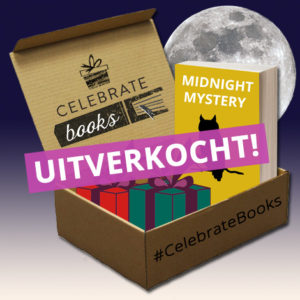 Uitverkocht Midnight Mystery Celebrate Books box