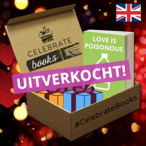 Celebrate Books box Love is poisonous uitverkocht