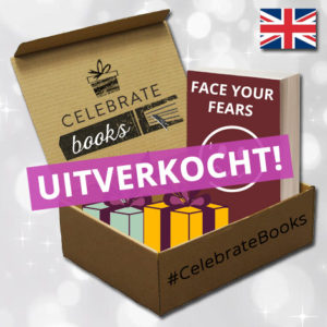 Celebrate Books box Face your Fears uitverkocht