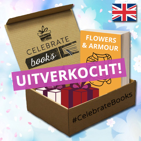 Flowers & Armour boekbox uitverkocht!