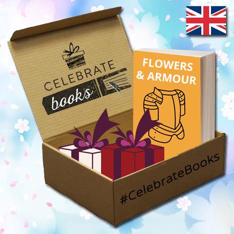 Celebrate Books juni 2017 Flowers & Armour
