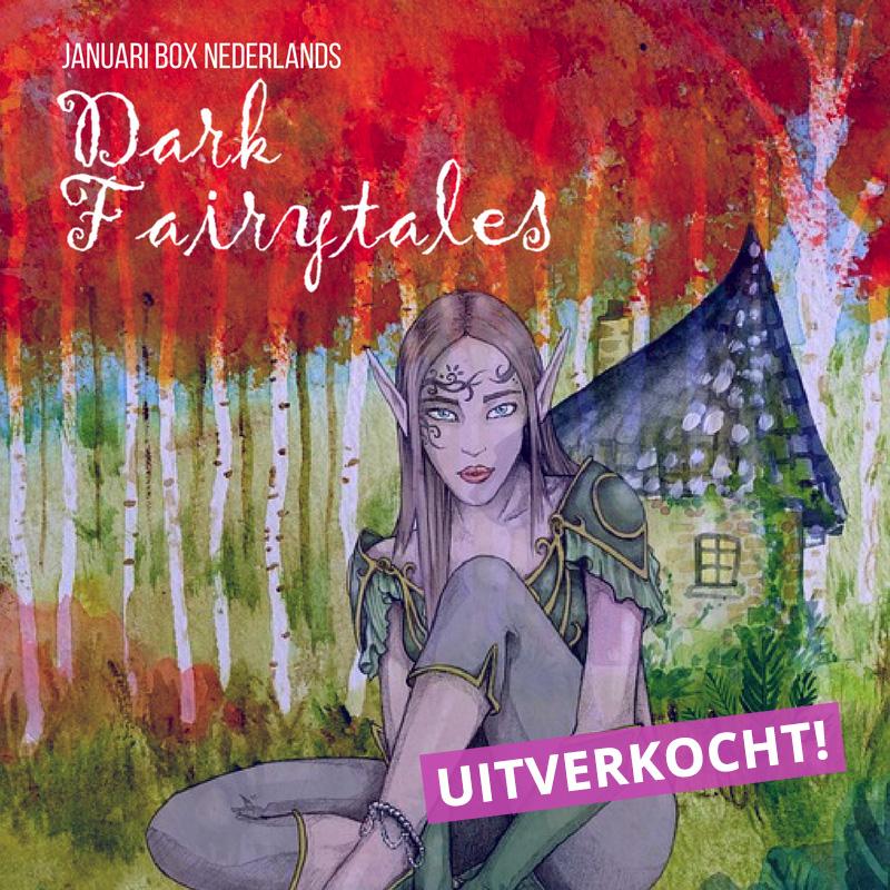 Dark Fairytales box uitverkocht