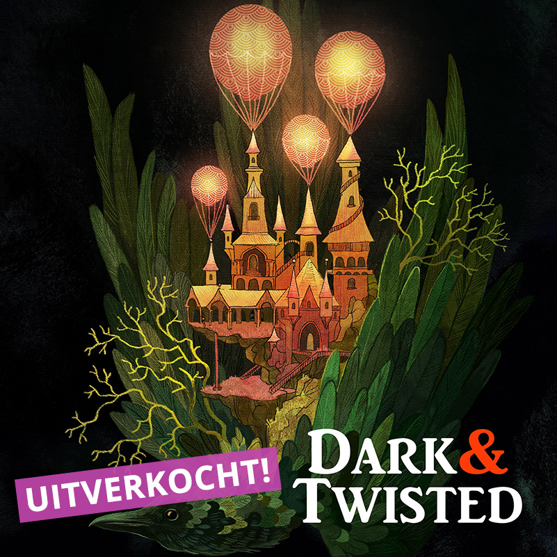 Dark Twisted box uitverkocht
