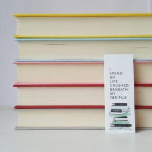 boekenlegger, magnetisch