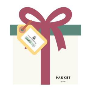 surprise, sint, cadeau, boek, goodies