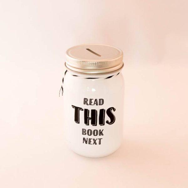 book-jar-read-this-book-next-wit-zilverkleurige-de