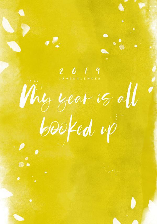 calendar, year, 2019, books
